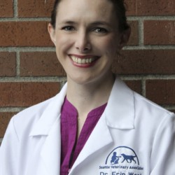 Erin West, DVM - Green Lake Animal Hospital
