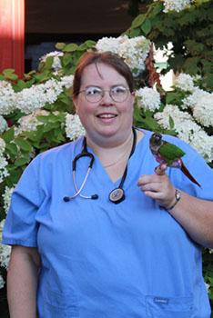 Julie B. - Green Lake Animal Hospital